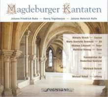 Georg Tegtemeyer (1687-1764): Kantaten, CD