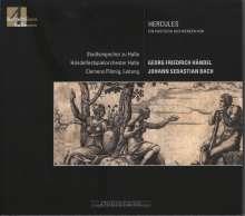 G. F. Händel (1685-1759) & J. S. Bach (1685-1750): Hercules (Pasticcio), 2 CDs