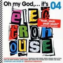 Oh My God...It´s Electrohouse 04, CD