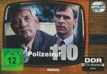 Polizeiruf 110, 2 DVDs