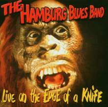 Hamburg Blues Band feat.Dick Heckstall-Smith: Live On The Edge Of A Knife, CD