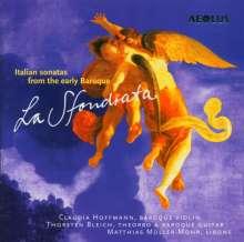 La Sfondrata - Italienische Sonaten des Frühbarock, CD