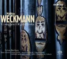 Matthias Weckmann (1619-1674): Orgelwerke (Ges.-Aufn.), 2 Super Audio CDs