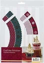 CupCake Schürze, Nostalgische Weihnachten, Diverse