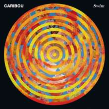Caribou: Swim, CD