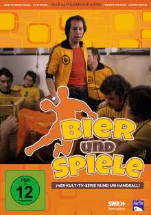 Bier und Spiele, 2 DVDs