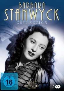 Barbara Stanwyck Collection, 2 DVDs