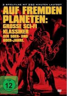 Auf fremden Planeten: Grosse Sci-Fi Klassiker der 50er- und 60er-Jahre, DVD