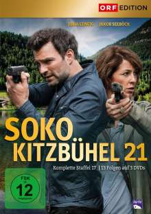 SOKO Kitzbühel Box 21, 3 DVDs