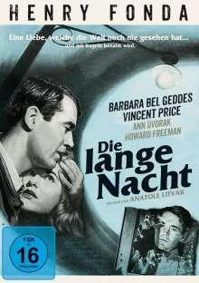 Die lange Nacht, DVD