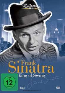 Frank Sinatra - King of Swing, 2 DVDs