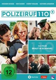 Polizeiruf 110: Braut in Schwarz (Folge 242), DVD