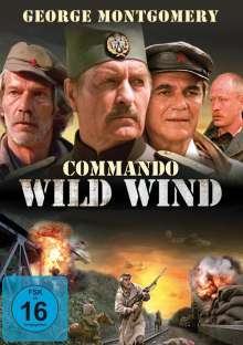 Commando Wild Wind, DVD
