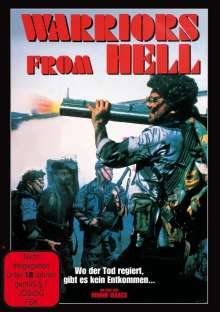 Warriors from Hell, DVD