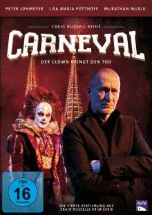 Carneval - Der Clown bringt den Tod, DVD