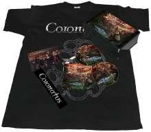 Coronatus: The Eminence Of Nature (Limited Boxset), 2 CDs und 1 T-Shirt