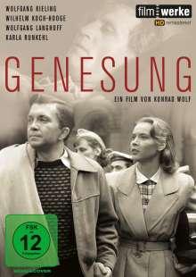 Genesung, DVD