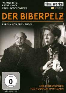Der Biberpelz, DVD