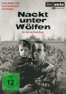 Nackt unter Wölfen (1963), DVD
