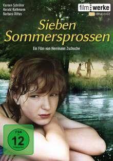 Sieben Sommersprossen, DVD