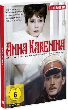Anna Karenina (1967), DVD