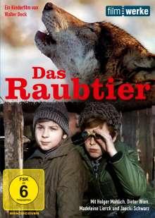 Das Raubtier, DVD