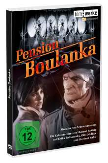 Pension Boulanka, DVD