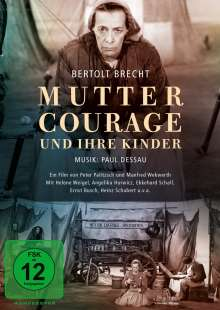 Mutter Courage und ihre Kinder, DVD