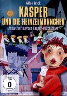 Alles Trick: Kasper und die Heinzelmännchen, DVD