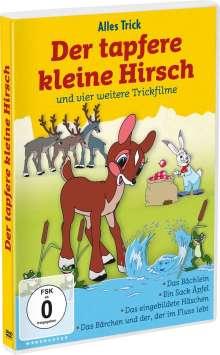 Alles Trick: Der tapfere kleine Hirsch, DVD