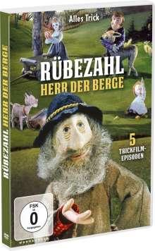 Alles Trick: Rübezahl Herr der Berge, DVD