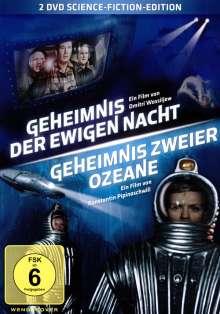 Geheimnis der ewigen Nacht / Geheimnis zweier Ozeane, 2 DVDs