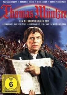 Thomas Müntzer, DVD