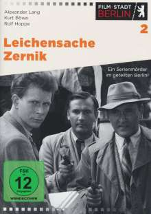 Leichensache Zernik, DVD