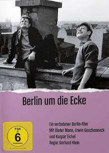 Berlin um die Ecke, DVD