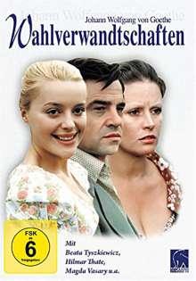 Wahlverwandtschaften (1974), DVD