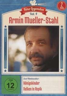 Armin Mueller-Stahl: Königskinder / Nelken in Aspik, 2 DVDs