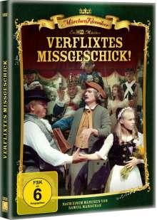 Verflixtes Missgeschick!, DVD