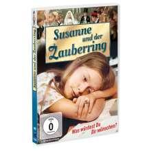 Susanne und der Zauberring, DVD