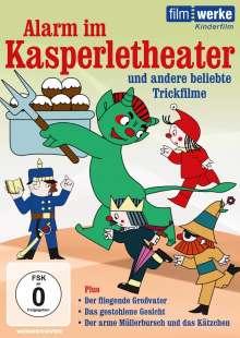 Alarm im Kasperletheater, DVD