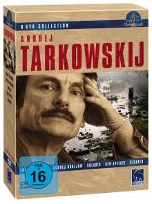 Andrej Tarkowskij Box, 5 DVDs