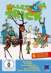Alles Trick 14, DVD