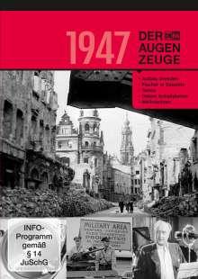 Der Augenzeuge 1947, DVD