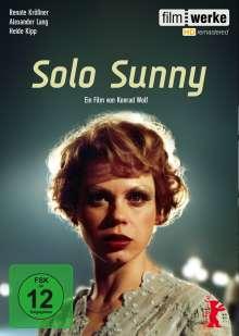 Solo Sunny, DVD