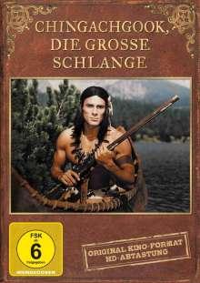 Chingachgook, die grosse Schlange, DVD