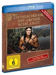 Chingachgook, die grosse Schlange (Blu-ray), Blu-ray Disc