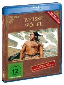Weisse Wölfe (Blu-ray), Blu-ray Disc