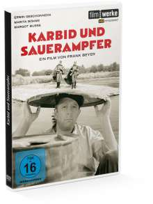 Karbid und Sauerampfer, DVD