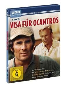 Visa für Ocantros, DVD