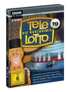 Die Tele-Lotto-Kurzkrimis, 2 DVDs